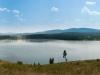 Панорама оз. Пионерского (Собачьего)