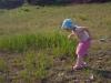Ловля кузнечиков